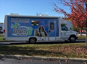 Review Us in Renssalaer: Our mobile veterinary unit